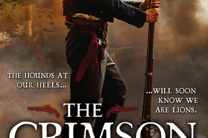 The Crimson Campaign - Brian McClellan