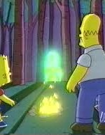 simpsons x files images