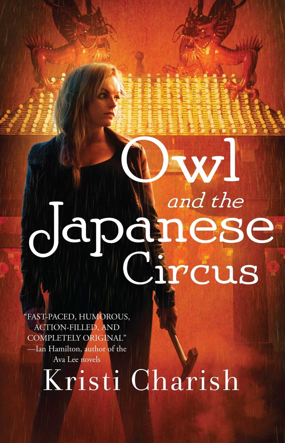Kristi Charish Owl and the Japanese Circus