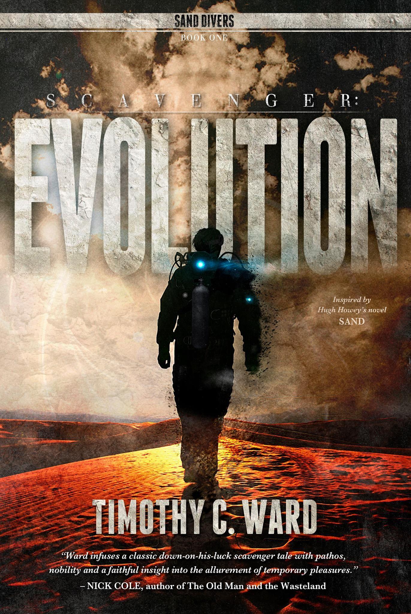 Scavenger-Evolution final front