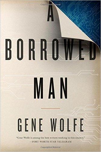A Borrowed Man cover